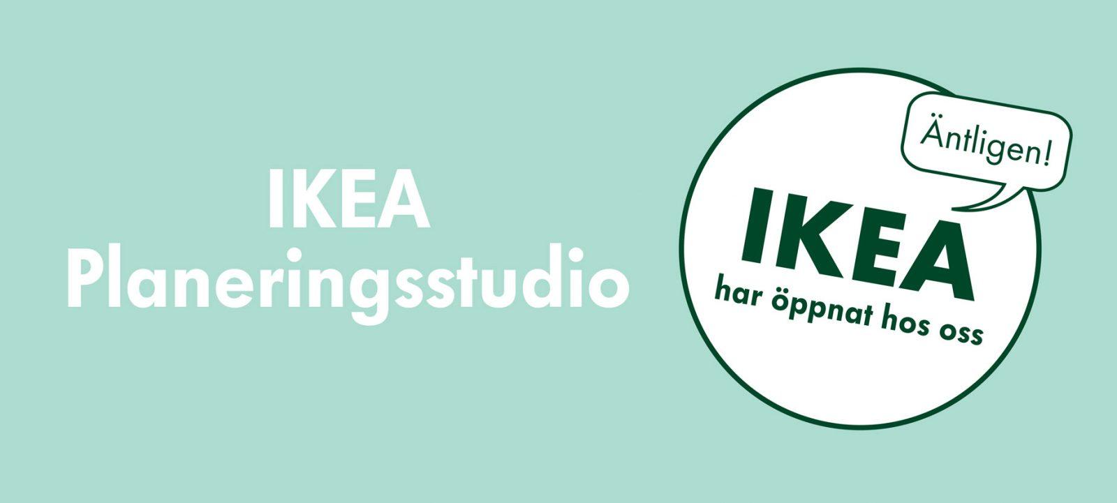 IKEA Planeringsstudio på Nova